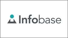 Infobase logo - a comprehensive, subject specific database