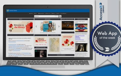 Web App of the Week – Anzac Day – Free download