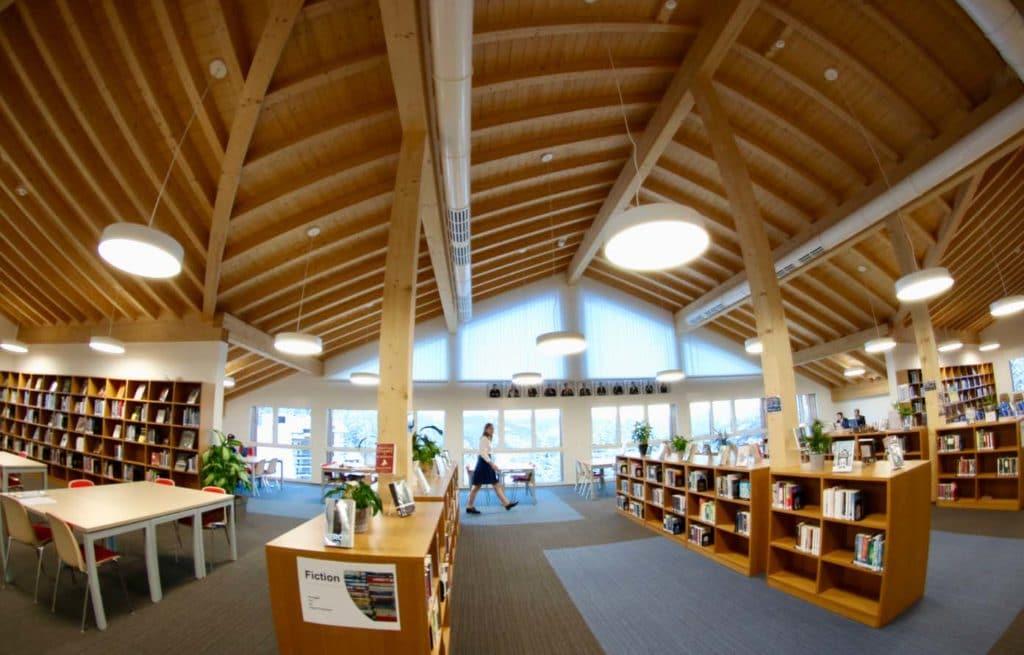Le Régent College Library