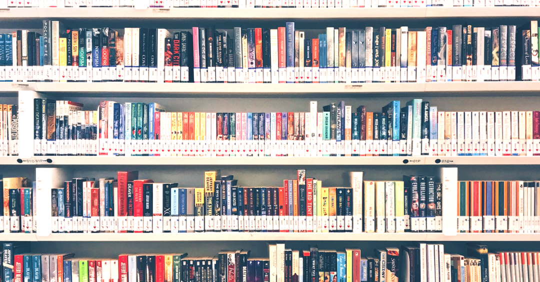 Librarian Talk – Jill Adler – St. Anthony's High School