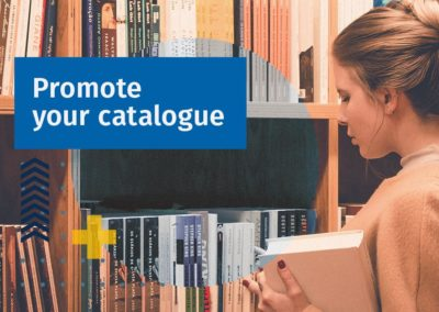 How to promote your school library catalogue