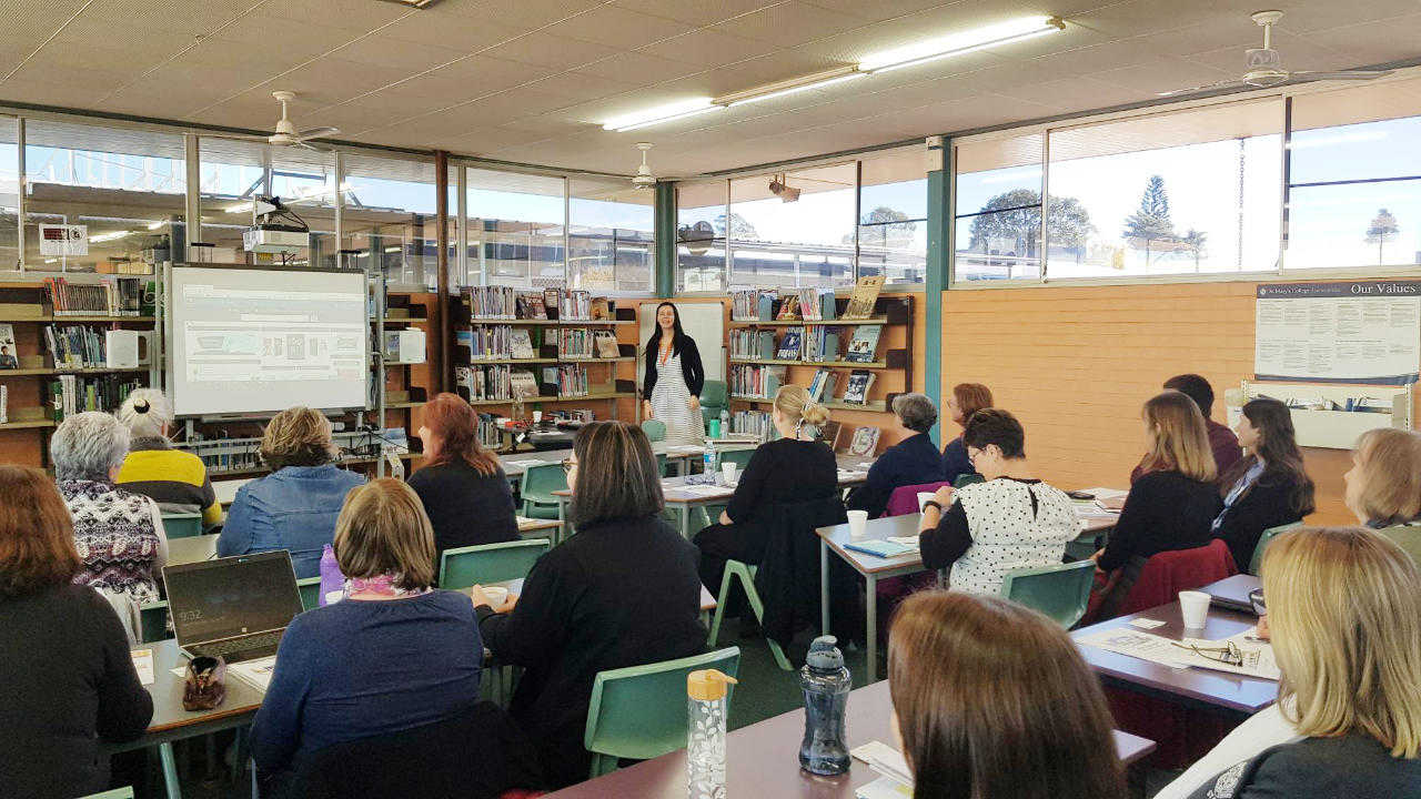 Accessit Library Australia Roadshow 2019