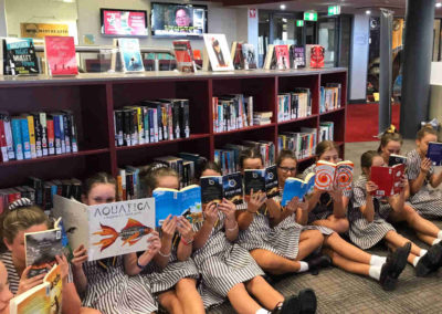 Building a Strong Reading Culture: St Rita's College Library