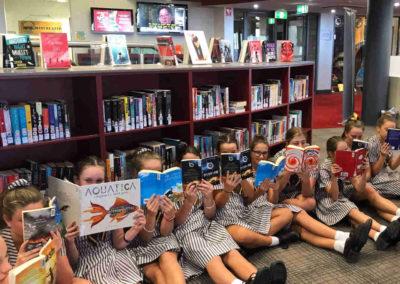 School Library Profile: St Rita's College Library