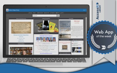 Web App of the Week – Barker College