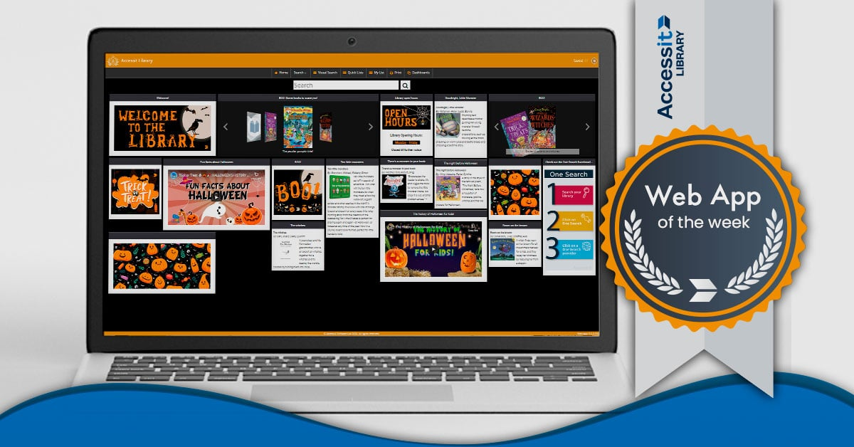 Web App of the Week - Halloween