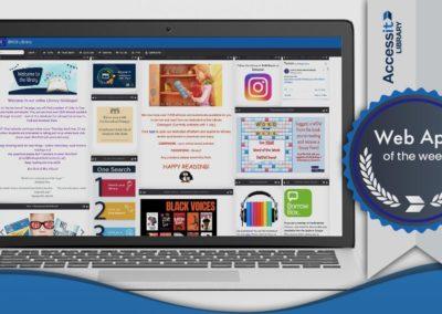 Web App of the Week – Bishop's Hatfield Girls' School