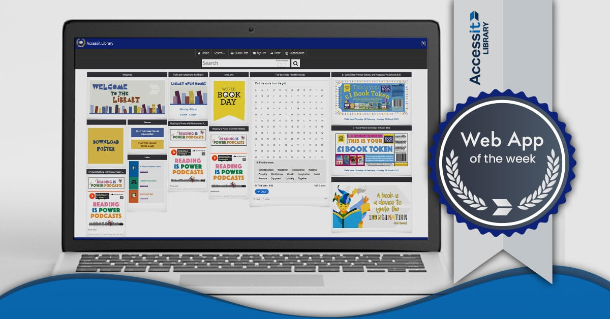 Web App of the Week - WBD
