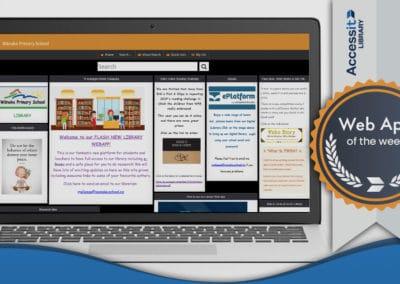 Web App of the Week – Wanaka Primary School
