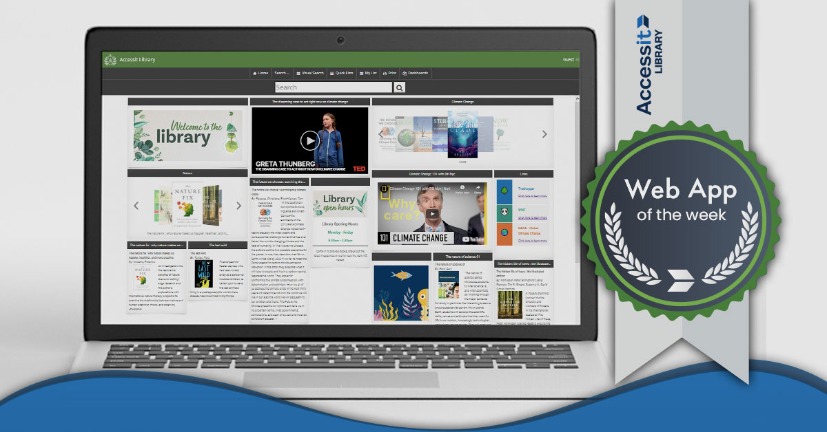Web App - Environment