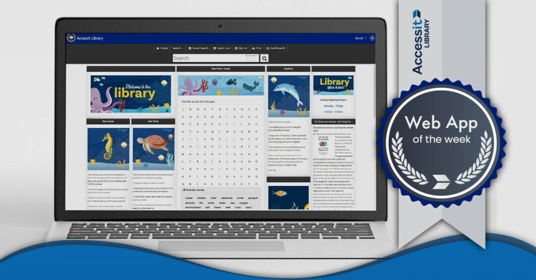 Web App of the Week: Environment Day & World Oceans Day – Free Download