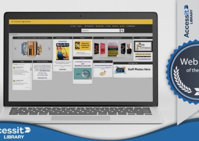 Web App of the Week: St Anthony's High School
