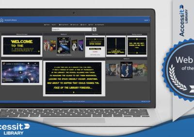 Web App of the Week: The Jedi Academy