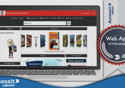 Web App of the Week: Harmony ISD